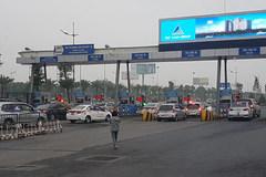 Cảng Hàng không VN xin dừng thu phí ô tô vào sân bay