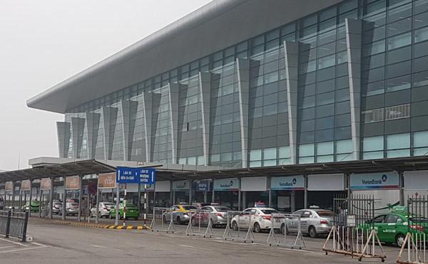 thu phí ô tô vào sân bay,Cảng hàng không,sân bay,sân bay Nội Bài