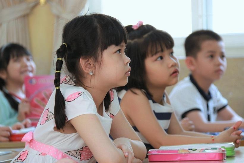 Học sinh lớp 1 và 2 sẽ được làm quen tiếng Anh ở chương trình mới thế nào?