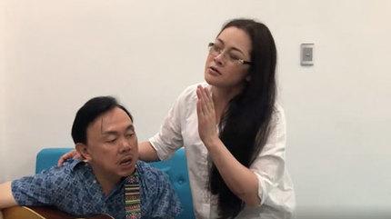 Fan 'phát 'cuồng' với bản song ca của Như Quỳnh - Chí Tài