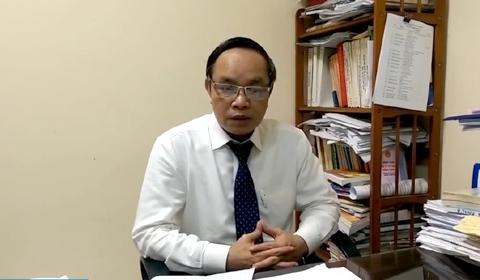 PV Thẩm phán Trương Việt Toàn