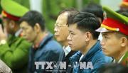 Xử ông Đinh La Thăng: Nhiều bị cáo được trả tự do tại tòa