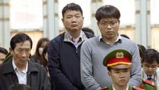 Bị cáo vụ Đinh La Thăng kháng cáo