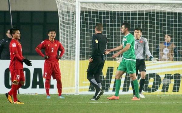 Lộ danh tính trọng tài bắt trận U23 Việt Nam vs U23 Qatar