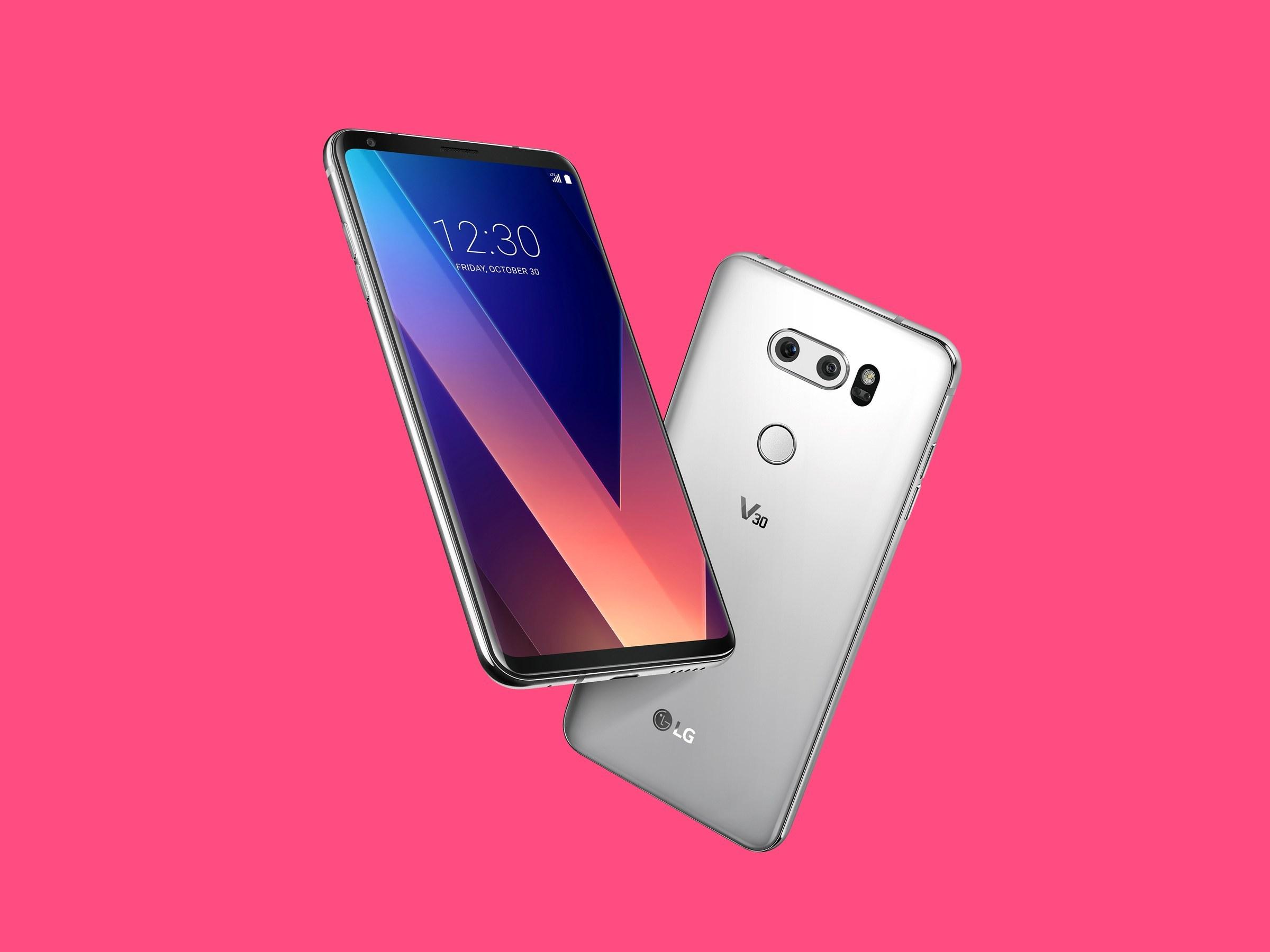 [VietnamNet.vn] LG V30 bản mới sẽ tích hợp trí tuệ nhân tạo AI