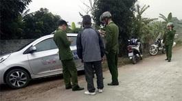 Truy bắt hai đối tượng cướp tài sản trên xe taxi