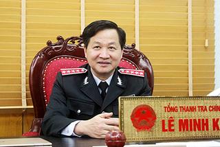 Tổng Thanh tra Chính phủ: Người đứng đầu phải chịu được áp lực