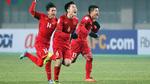 Đại sứ Việt Nam tại Trung Quốc thăm U23 Việt Nam