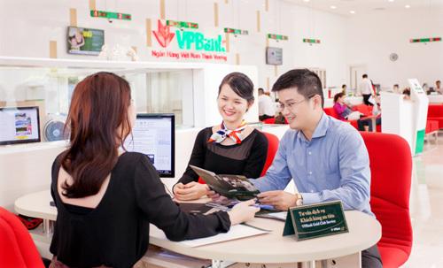 2017, VPBank báo lãi 8.126 tỷ đồng