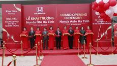 Đầu 2018, Honda Việt Nam khai trương 2 đại lý mới
