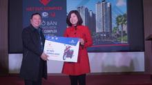 Gần 300 khách dự Lễ mở bán Việt Đức Complex
