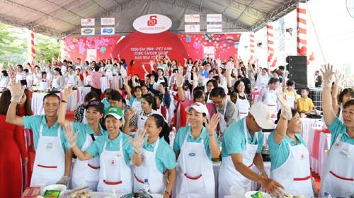 Hàng ngàn gia đình kéo đến Co.opmart nấu ăn