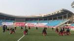"""U23 Việt Nam tập thả lỏng, """"ủ mưu"""" chờ chiến Qatar"""