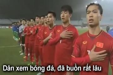 Buồn của IRAQ - Trận tứ kết của U23 Việt Nam vẫn chưa hết HOT