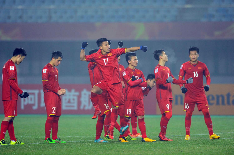 U23 Việt Nam vs U23 Qatar: Tiến lên Việt Nam