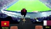 Xem thần kê dự đoán trận U23 Việt Nam vs U23 Qatar