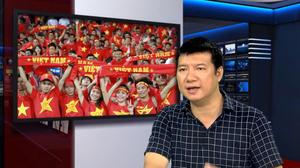 Đang trực tiếp với BLV Quang Huy về bán kết U23 Việt Nam- U23 Qatar