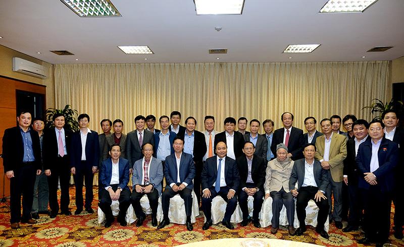 Thủ tướng Nguyễn Xuân Phúc,Nguyễn Xuân Phúc,báo chí,báo chí cách mạng