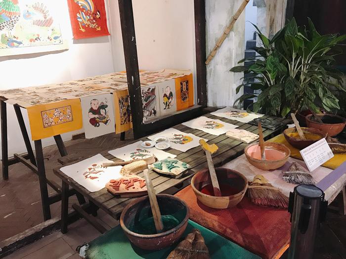 Tết Việt rực rỡ tại Hoàng thành Thăng Long