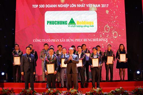 Phục Hưng Holdings hướng tới phát triển bền vững