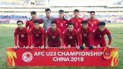 Sinh viên rầm rộ chuẩn bị cổ vũ cho đội tuyển U23 Việt Nam