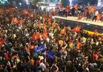 Cấm ăn mừng phản cảm sau trận bán kết U23 Việt Nam