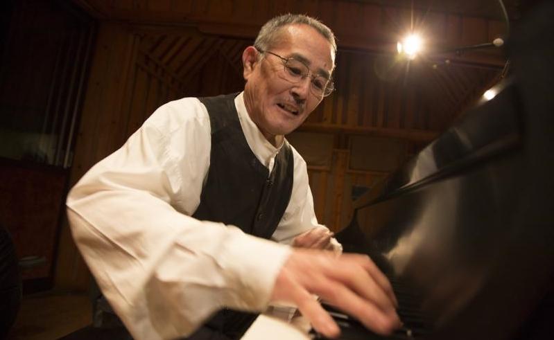 Yamashita Yosuke,jazz