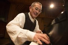 Nghệ sĩ piano lừng danh Yamashita Yosuke sang Việt Nam