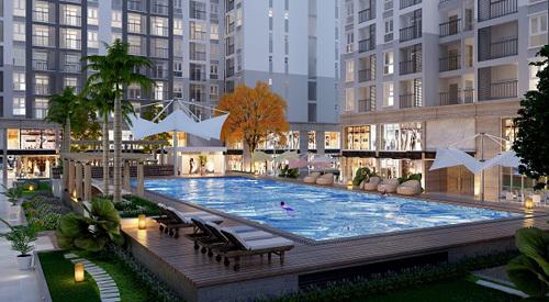 Prosper Plaza: cơ hội mua nhà sang, hái lộc vàng
