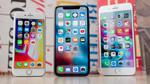 iPhone 8 bán chạy hơn iPhone X năm 2017