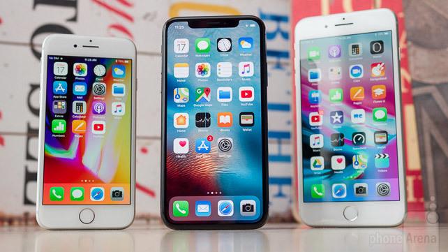 [VietnamNet.vn] iPhone 8 bán chạy hơn iPhone X năm 2017