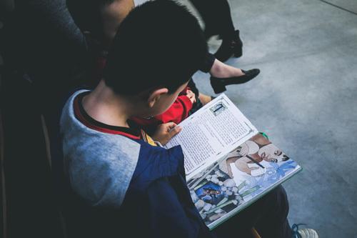 Sống động thế giới tuổi thơ cùng 'Dế mèn phiêu lưu ký'