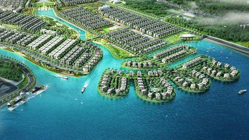 'Thành phố 5 sao' hút nhà đầu tư BĐS Hải Phòng