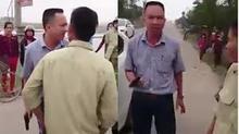 Thông tin bất ngờ về khẩu súng tài xế xe Mazda rút ra dọa người dân