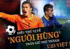 Điều thú vị về 'người hùng' trấn giữ thủ thành U23 Việt Nam