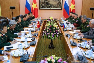 Bộ trưởng Quốc phòng Nga: Việt Nam là đối tác quan trọng ở khu vực