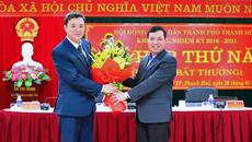 TP Thanh Hóa có Chủ tịch mới
