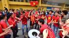 U23 Việt Nam đá bán kết châu Á: Rộn ràng sắc đỏ trước giờ G