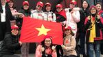 U23 Việt Nam vs U23 Qatar: CĐV Việt Nam nhuộm đỏ Thường Châu