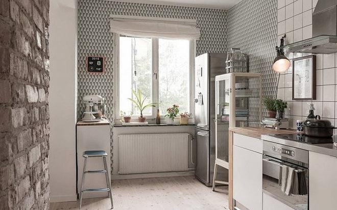 phòng bếp,trang trí nhà,nội thất,thiết kế nhà Cách bố trí nhà bếp thông thoáng, hợp phong thủy