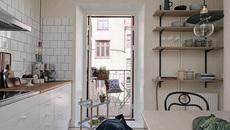 Cách bố trí nhà bếp thông thoáng, hợp phong thủy