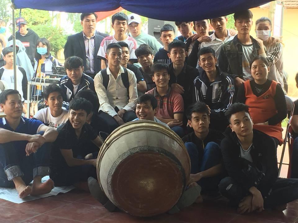 U23 Việt Nam,học sinh,sinh viên