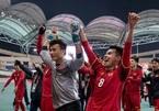 Người hâm mộ vỡ oà trước kết quả U23 Việt Nam và U23 Qatar