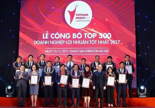 PV Gas vào top 20 doanh nghiệp lớn nhất Việt Nam