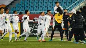 Thắng luân lưu nghẹt thở, U23 Việt Nam vào chung kết