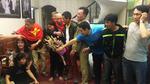 Bố Quang Hải bỏ ra ngoài khi con trai ghi bàn cho U23 Việt Nam