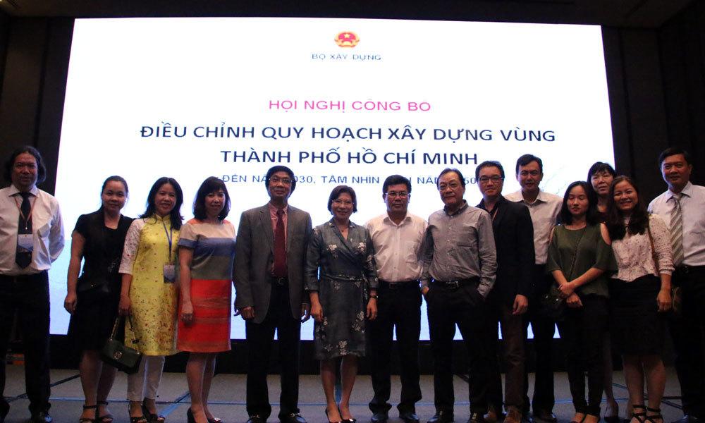 Năm 2030, phát triển vùng TP.HCM mang tầm cỡ Đông Nam Á