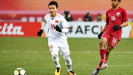 Người hùng Quang Hải: Tôi tiếc nuối khi có thể làm tốt hơn
