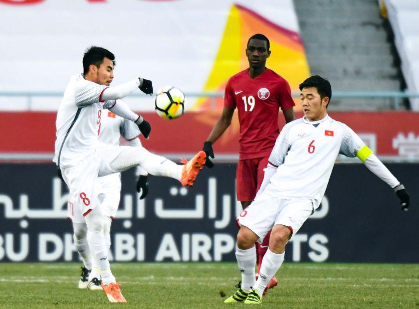U23 Việt Nam, V-League, Quang Hải