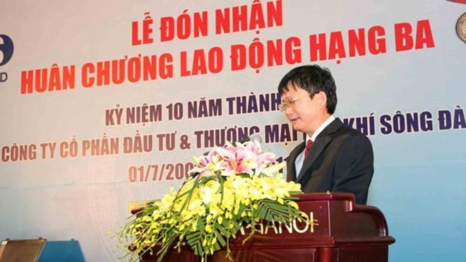 Đinh La Thăng,Đinh Mạnh Thắng,Trịnh Xuân,tham ô